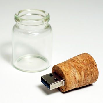Message In A Bottle 4GB USB Flashdrive