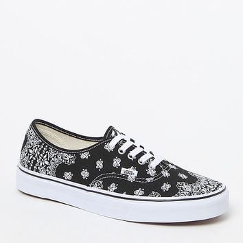 Vans Authentic Bandana Shoes - Mens Shoes from PacSun 3dc59e141be4