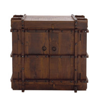 The Grand Wood Cabinet