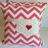 State Applique Embroidered Pillows, Embroidery, Designer Pillows, Home Decor,Throw Pillow Covers,Chevron Accent Pillow Covers,Custom Designs