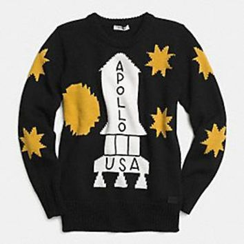 APOLLO CREWNECK SWEATER