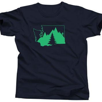 Limited Edition Washington Hiker T-Shirt