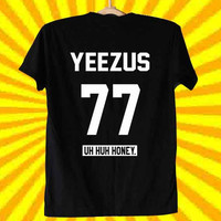 Kanye West Yeezus jersey best custom for T Shirt Mens and T Shirt Girls