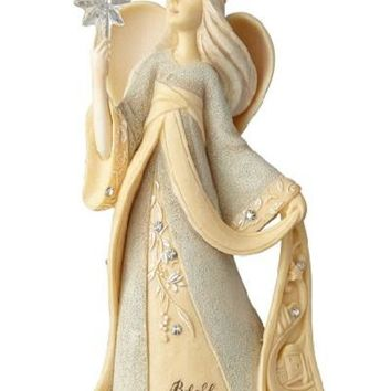 Foundations Nativity Angel Ornament-6001150