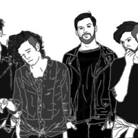 The 1975 digital art by Victoria H