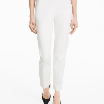 White House | Black Market Body-Defining Ankle-Grazing Pants