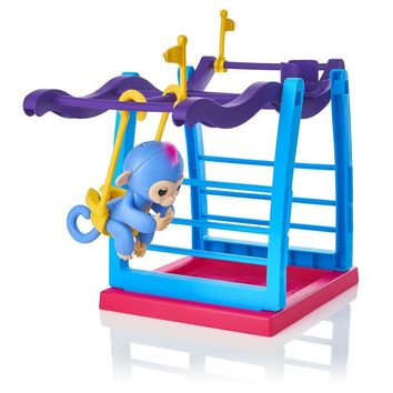 Jungle Gym Climbing Stand for Fingerlings Baby Monkey