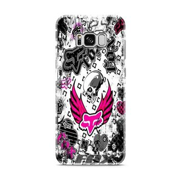 FOx racing skull Samsung Galaxy S8 | Galaxy S8 Plus case