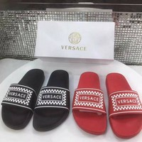 Versace Man Fashion Casual Slipper Shoes