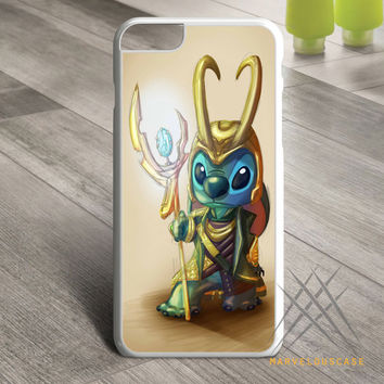 Loki and stitches Custom case for iPhone, iPod and iPad