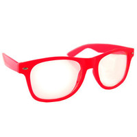 Wayfarer Pretender Glasses in Stuff to Wear Accessories Body Decoration