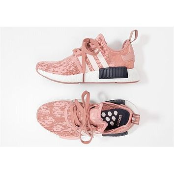 2018 Original Adidas NMD R1 Boost Women's running shoes