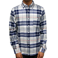 Rafter Woven L/S Plaid Button Down Shirt