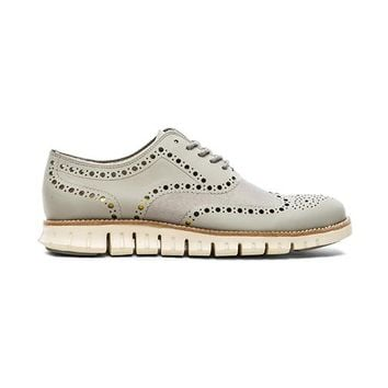 Cole Haan Zerogrand Ox No Stch in Gray