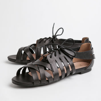 Mexico Strappy Sandals By Restricted