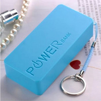 (no battery) new Portable Universal USB 2X 2*18650 Battery Charger DIY Power Bank Box Case 18650 Kit For xiaomi iphone 5 6 s mi4
