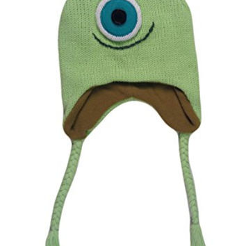 Disney Monsters University Mike Wazowski Beanie Hat