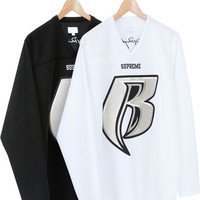Supreme Supreme/Ruff Ryders® Hockey Top