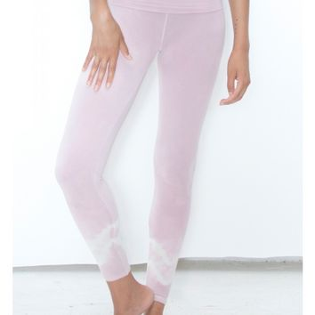 Electric & Rose Pink Sunset Legging