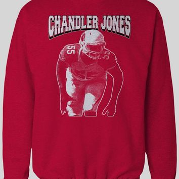 CARDINAL'S CHANDLER JONES ART WINTER SWEATER