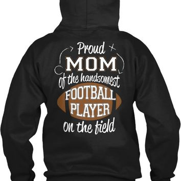Football Fanatics Shirt - Proud Mom
