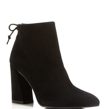 Stuart WeitzmanGrandiose Suede High Heel Booties