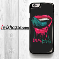 Falling In Reverse for iPhone 4 4S 5 5S 5C 6 6 Plus , iPod Touch 4 5  , Samsung Galaxy S3 S4 S5 S6 S6 Edge Note 3 Note 4 , and HTC One X M7 M8 Case