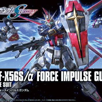 Gundam 1/144 #198 HGCE ZGMF-X156S Force Impulse Gundam Revive Ver. Model Kit USA