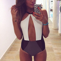 2017 Trending Fashion Women Triangle Swimwear Swimsuit Bikini _ 13041