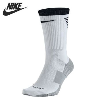 Original New Arrival 2017 NIKE U NK SQUAD CREW Unisex football soccer Sports Socks( 1 pair )
