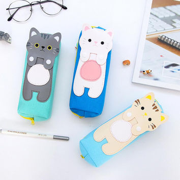 The Cute Cat -Pencil Case