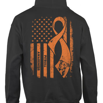 Pitbull Collection- PITBULL AWARENESS - Unisex Hoodie - SSID2016
