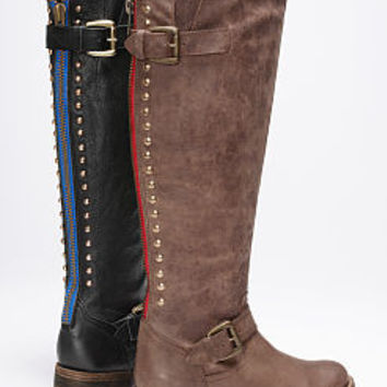 Lynet Back Zip Boot - Steve Madden - Victoria's Secret