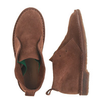 Suede Laceless Macalister Boots