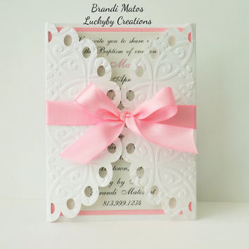 Baptism Invitations, Baptism, Christening Invitations, Christening, Baby Announcements!!!