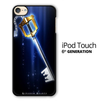 Kingdom Hearts Sora Keyblade iPod Touch 6 Case