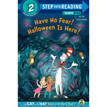 Have No Fear! Halloween is Here! (Dr. Seuss/The Cat in the Hat Knows a Lot About - Walmart.com