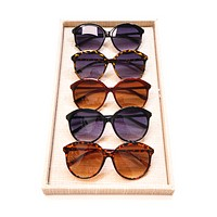Roxy Round Sunglasses