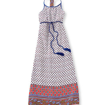 GB Girls 7-16 Printed Maxi Dress | Dillards