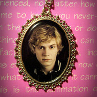 Kyle Evan Peters( American Horror Story) Coven pendant necklace