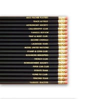 Max Fischer Extracurricular Activities Pencil Set Rushmore
