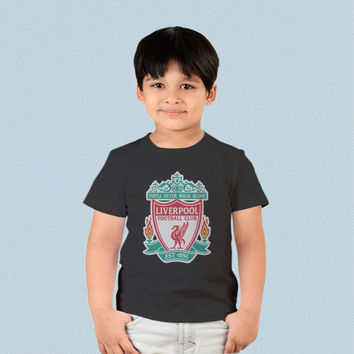 Kids T-shirt - Liverpool Logo