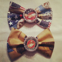 United State Marine Corps Bows-Military Bows