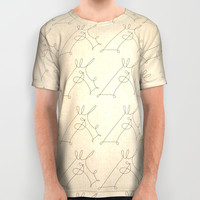 Scribbled Unicorn V3 T-shirt by That's So Unicorny