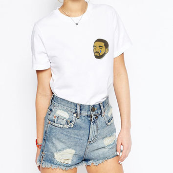 Drake Crying Fun Tees S,M,L, XL, XXL Sizes *NEW*