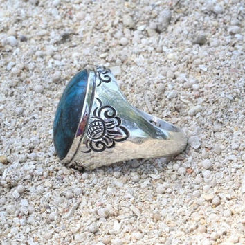 Turquoise Hand Carved