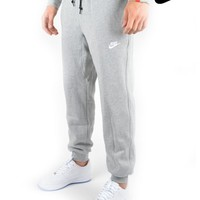 NIKEAW77 CUFFED SWEATPANTS - GREY