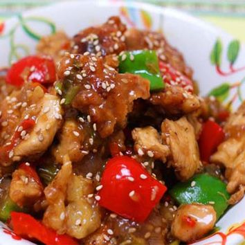 Recipes - Asian Sesame Chicken