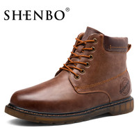 WInter Men Boots, Men Ankle Boots,  Men Winter Boots