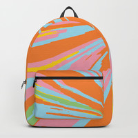 Pinwheel Backpacks by Rosie Brown